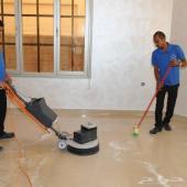 شركة تنظيف منازل شقق فلل خزانات كنبات