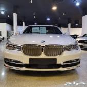 BMW 740 Li  موديل 2017