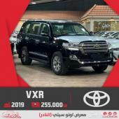 تويوتا لاندكروزر VXR 2 سعودي 2019