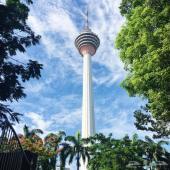 شهر عسل 10 ايام فى ماليزيا
