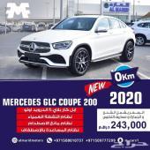 Mercedes GLC 200 كوبيه 2020 خليجي