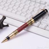 قلم فاخر بشكل مميز وفخم ( بسعر مناسب )