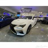 Lexus RCF  v8  2019 Km  2000 only Under warra