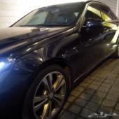 سيارة مرسيدس E300 موديل 2014 للبيع