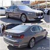 BMW 730Li مواصفات عالية موديل 2020 خليجي