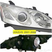 شمعات متحرك فتحت زنون LEXUS ES2009الجوهرة لكز