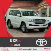 تويوتا لاندكروزر GXR v6 هدد سعودي 2020