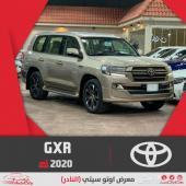 تويوتا لاندكروزر GXR قراند تورينق سعودي 2020