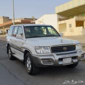لاندكروزر GX-R موديل 2001 سعودي