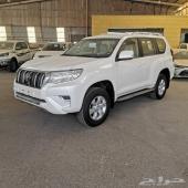 برادو تي اكس ال TXL ديزل 2020 سعودي (الحسن)