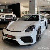 بورش GT4 - 2020