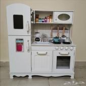 مطبخ اطفال خشبي