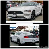 للبيع فورد موستنج GT برفورمنس موديل 2019 ب128