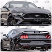2020 Ford Mustang GT Performance pkg ب155 الف