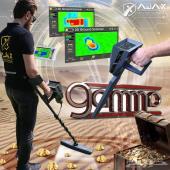 جهاز كشف الذهب والكنوز التصويري غاما GAMMA