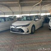 تويوتا كرولا 1.6 بحريني مثبت سرعة 2020
