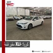 كورولا  XLI مطور فتحة سعودي 2021 لدى المرزوقي