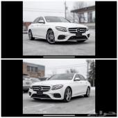 2017 Mercedes E300 استيراد ع الطلب