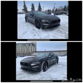 2020 Ford Mustang Black edition