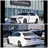 2018 Lexus GS350 F Sport