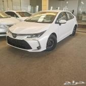 كورولا استاندر سعودي 2021 (الحسن)