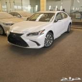 لكزس ES250 فئة AA سعودي 2021 (الحسن)