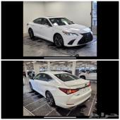 2020 Lexus Es350 F Sport بسعر منافس
