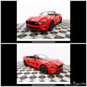 للبيع فورد موستنج GT كاليفورنيا سبيشل 2019