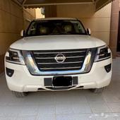 باترول 2020 سعودي بترومين SE2 ابيض