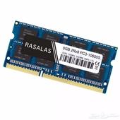 رامات لابتوب أو مكتبي DDR3 و DDR4