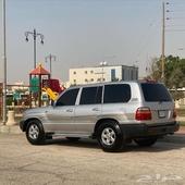 سياره جيب Gxr محول Gx الموديل 2001 الممشى 480 000
