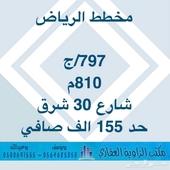 اراضي في مخطات الاحساء مخطط الرياض