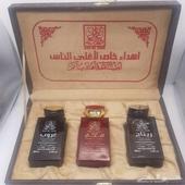 عطورات عز العود مع كيس هدية مع التوصيل مجانا جدة فقط