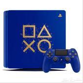 للبيع بلاي ستيشن اصدار محدود PS4 slim limited edition