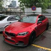 BMW الفئة الخامسة 2016