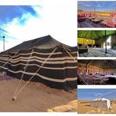 مخيم للايجار بالثمامة (مخيم توب زون)