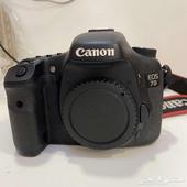 كاميرا كانون 7d مستعمله