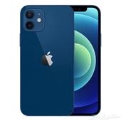 ايفون 12 العادي 128 اللون الأزرق