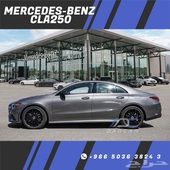 Mercedes-Benz CLA250