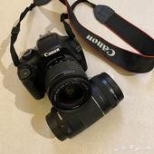 كاميرا كانون للبيع استخدام نظيف جدا