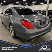Mercedes-Benz S400 Sedan 2017