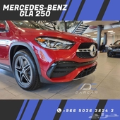 Mercedes-Benz GLA250 2021