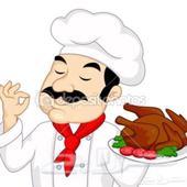 عامل منزلي يجيد الطبخ بأمتياز