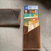 محفظة بطاقات عرض خاص