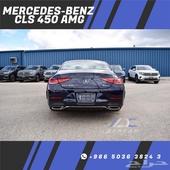 Mercedes-Benz CLS 450 AMG 2020