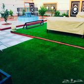 استراحة شاليه للايجار اليومي شرق قفار قسم واحد عرض خاص