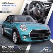 MINI Cooper Convertible 2019
