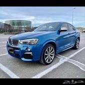 M40i X4 BMW ب 105 ألف ريال شامل الشحن