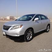 لكزس 2010 فل كامل سعودي RX 350