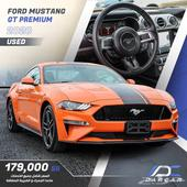 FORD MUSTANG GT PREMIUM 2020